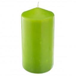 Bougie ronde parfumée kiwi nina H.14