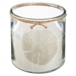 Bougie parfumée pot en verre été indien 1200G