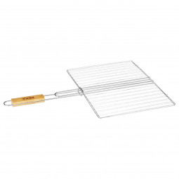 Grille de barbecue rectangulaire 30x40 cm