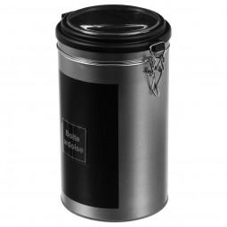 Boite à café ardoise