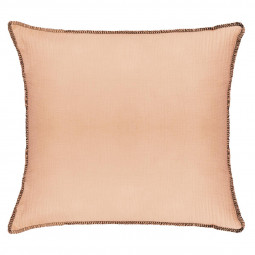 Coussin Crink Rose 40x40 cm