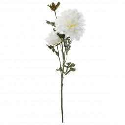 Dahlia 3 Fleurs H 62 cm