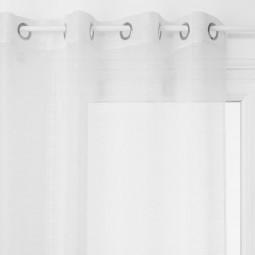 Voilage Blanc Louis  140 x 240 cm