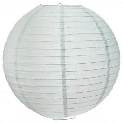 Lanterne Boule décorée  D 45 cm