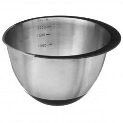 Bol à mixer rebord rubber 2.2L
