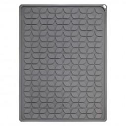 Tapis à  vaisselle en  silicone 30 x 40 cm