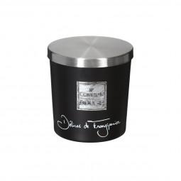 Bougie parfumée délices de frangipanier D7