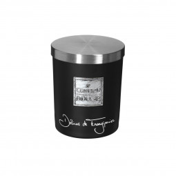 Bougie parfumée délices de frangipanier D8