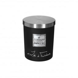 Bougie parfumée en verre Zeste de fraîcheur 210G