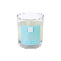 Bougie parfumée coco citron D8
