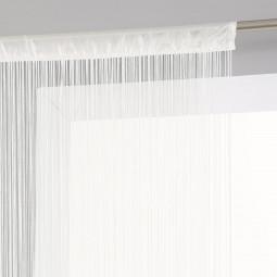 Rideau de fil ivoire 90X200