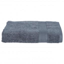 Drap de douche gris foncé 70x130 cm
