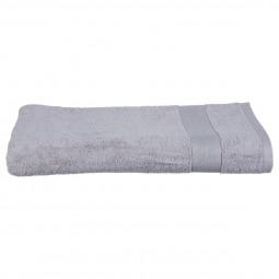 Drap de bain taupe 100x150 cm