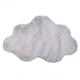 Tapis nuage gris