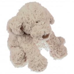 Peluche chien foulard