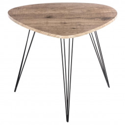 """Table d'appoint """"Neile"""" Petit Modèle 69x54"""