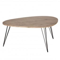 "Table basse ""Neile"" moyen modèle"