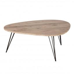 Table basse Neile Grand Modèle 112X80 cm