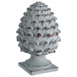 Pomme de pin H25,5 - Esprit Campagne