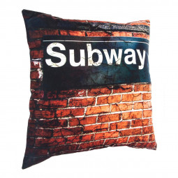 Coussin City 38X38