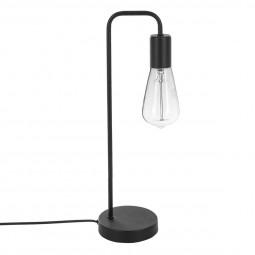 """Lampe noire en métal H46  """"Essential Mood"""""""