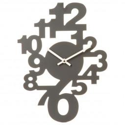 Pendule chiffres  30X40 cm