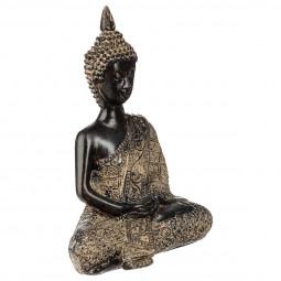 Bouddha assis H 13.5 cm