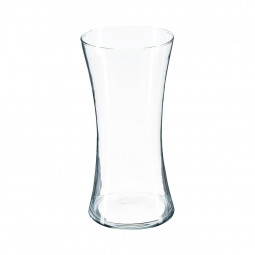 Vase cintre transparent H30