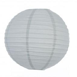 Lanterne boule uni neutre D35