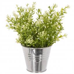 Plante artificielle en pot H25