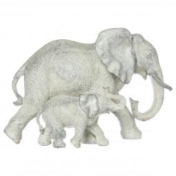 Éléphant en résine H15