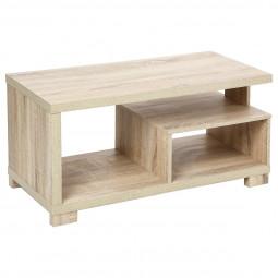 Table basse Bivoak L.80 cm