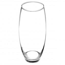 Vase floral transparent H26