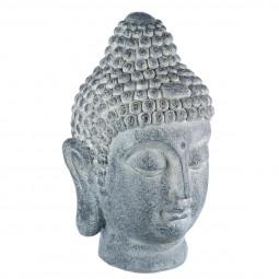 Tête bouddha 32X29X52