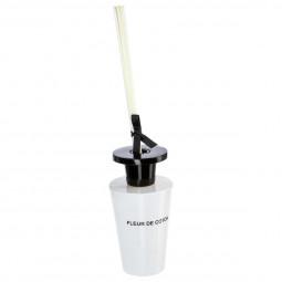 Diffuseur parfum fleur de cocon 300ML + 8 bâtons