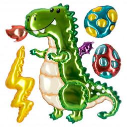 Sticker ballon kids
