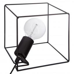 Lampe métal contemporaine à fils H18