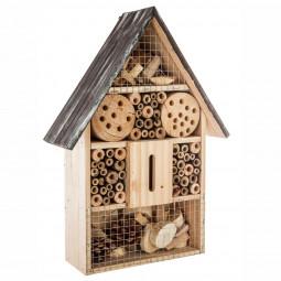 Maison à insectes H37.5
