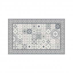 Tapis vinyle mosaïque 50X79