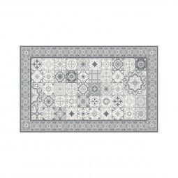 Tapis vinyle mosaïque 50x79cm