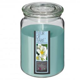 Bougie parfumée fleur de tiaré 510G