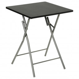 Table Pliante Basic Noir
