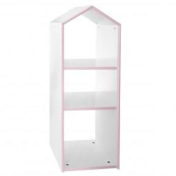 Meuble étagère à 3 niveaux pour chambre d'enfant