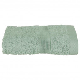 Serviette vert céladon 30 x 50 cm