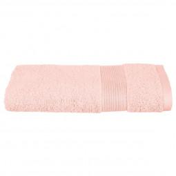 Serviette  de toilette rose 50x90 cm