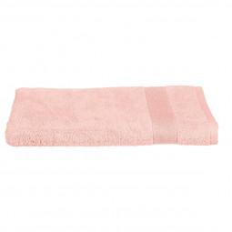 Drap de bain rose 100x150 cm