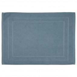 Tapis de bain bleu orage 50 X 70 cm