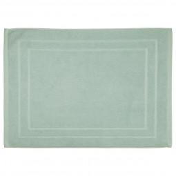 Tapis de bain vert céladon 50 X 70 cm