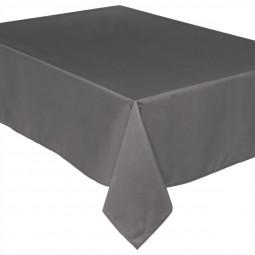 Nappe anti-tâche grise 140x240 cm