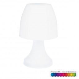 Lampe blanche LED Dokk H27